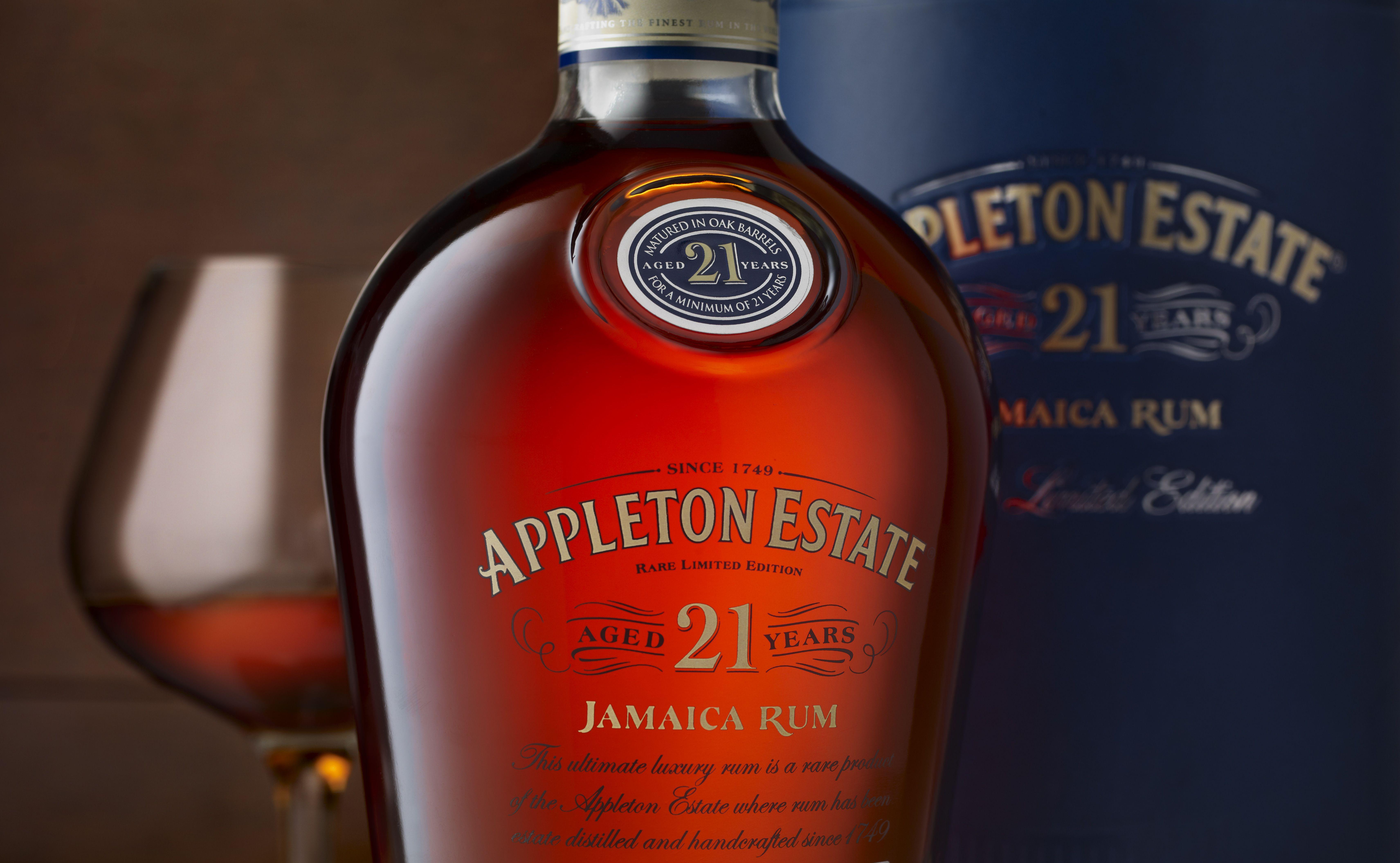 Appleton Estate 21 Rum