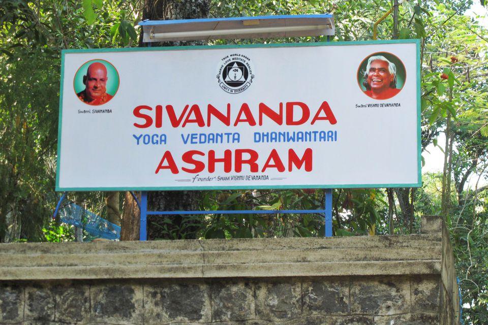 Sivananda Ashram, Kerala.