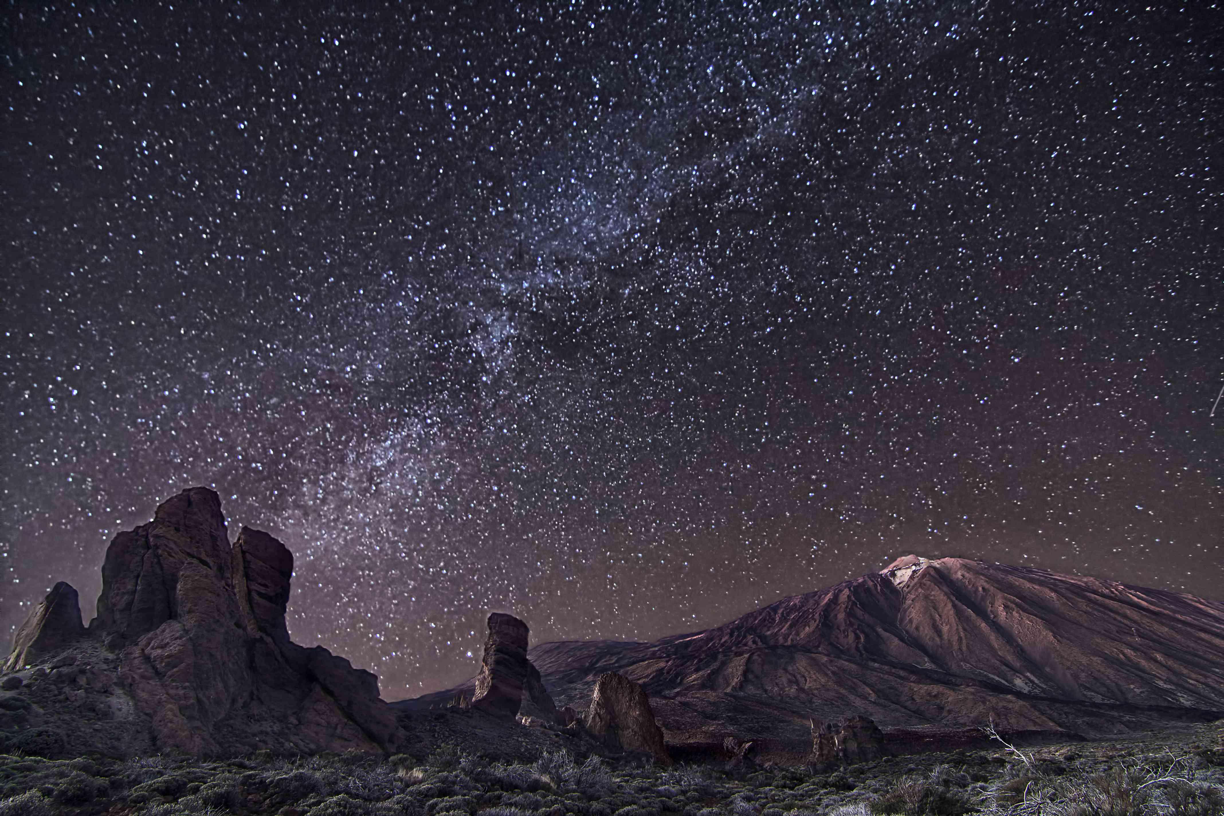 Teide Stars