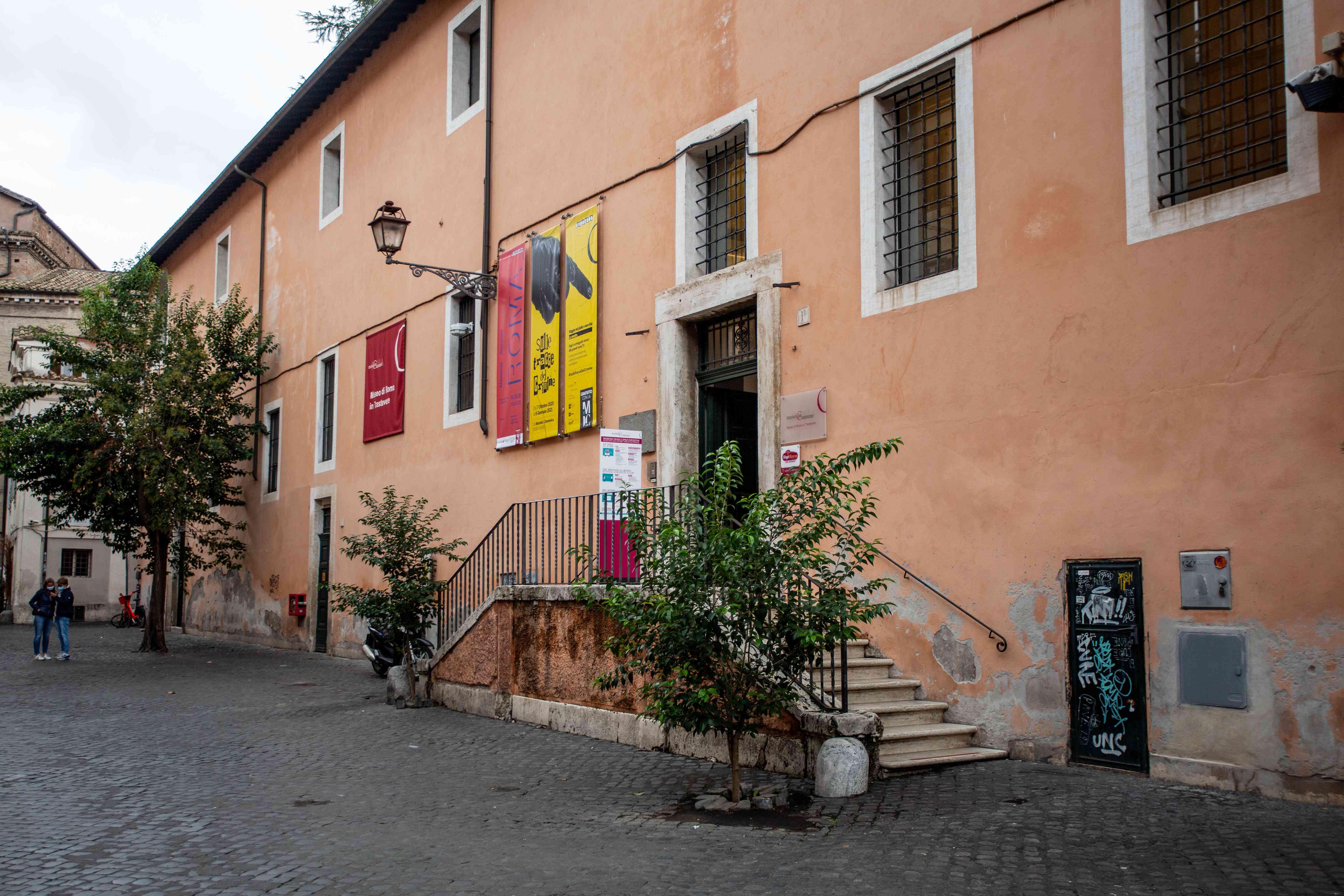 Museum of Rome in Trastevere, Rome