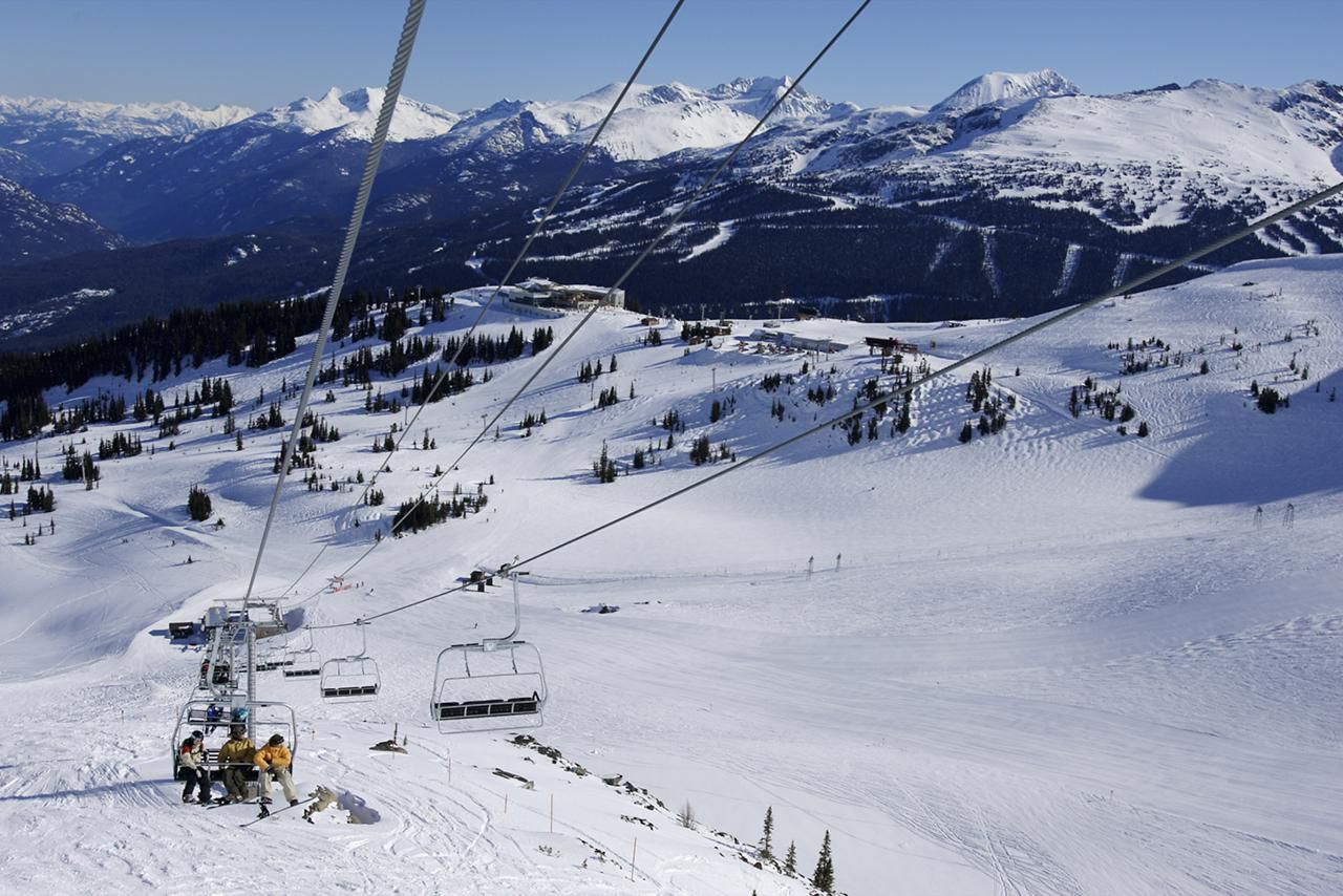 The Best Ski Resorts in B.C., Alberta and Quebec