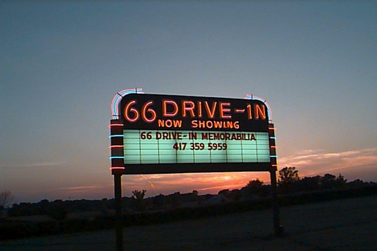 66 Drive-In , Northfield