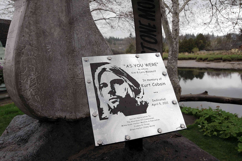 20th Anniversary Of Kurt Cobain's Death - Aberdeen, WA