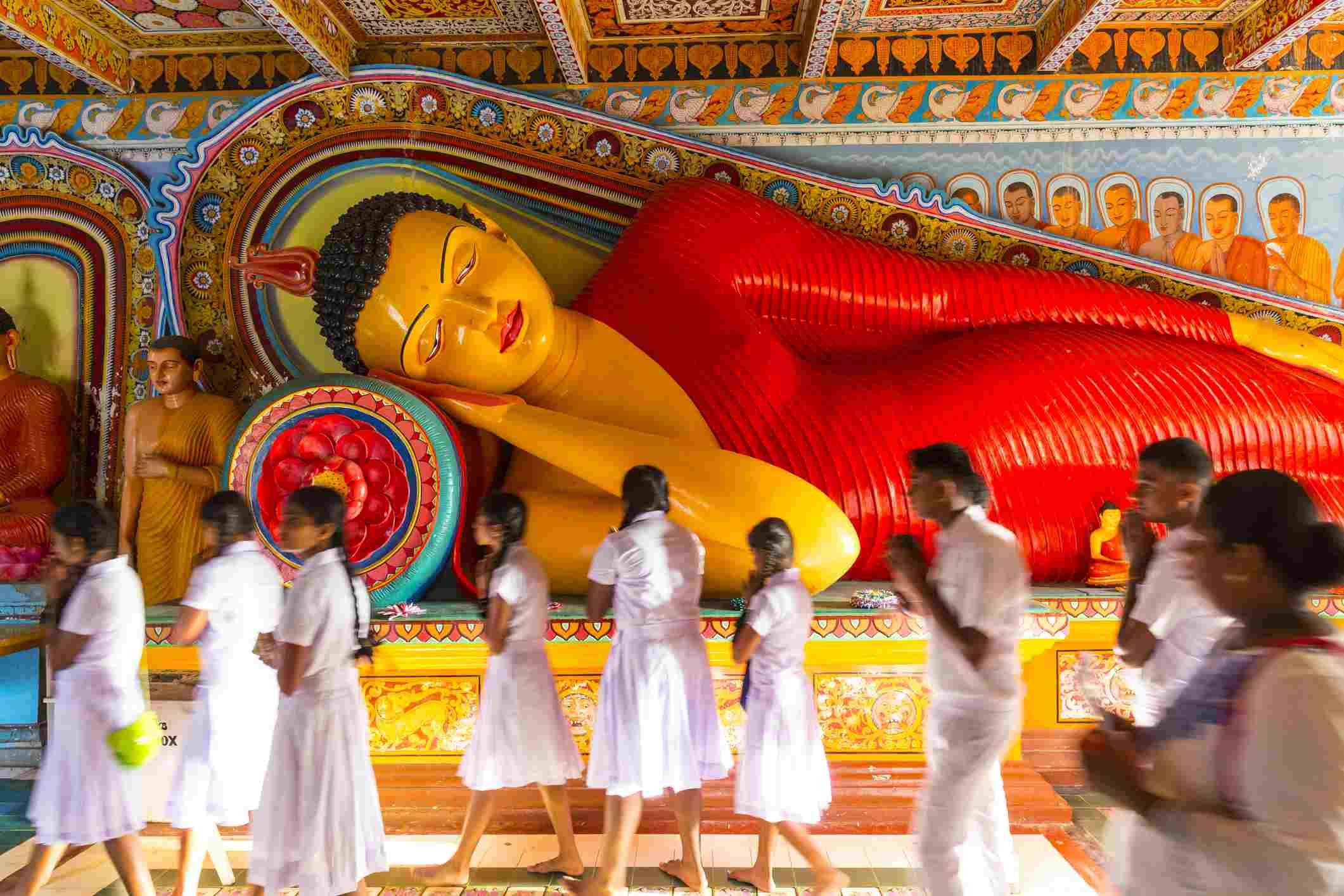 podvodníci datování Srí Lanky