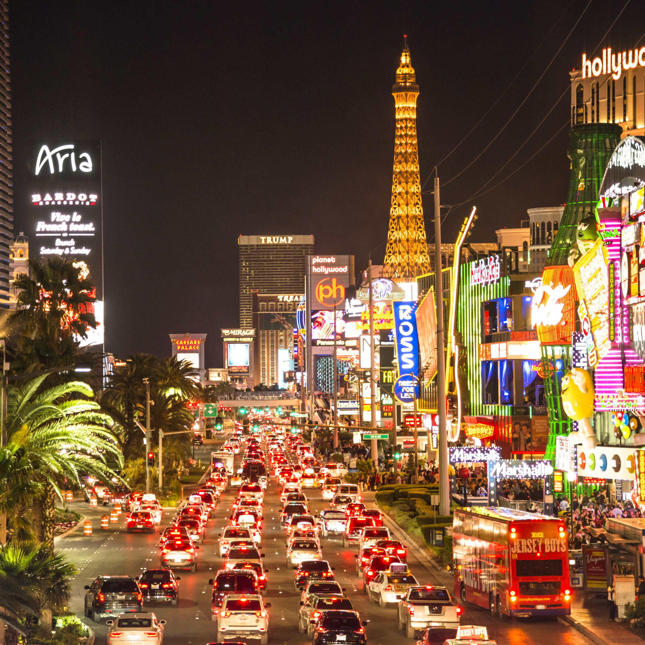 Las Vegas Fun Facts, Information and Trivia