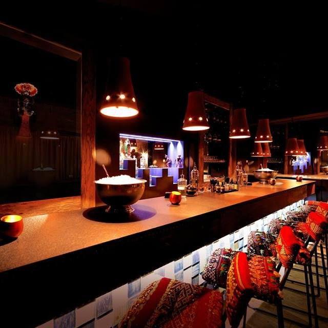 La Mezcaleria, a Latino-style cocktail bar in Paris