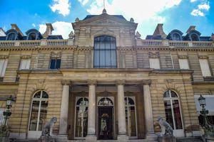Musée Jacquemart-André in Paris, France