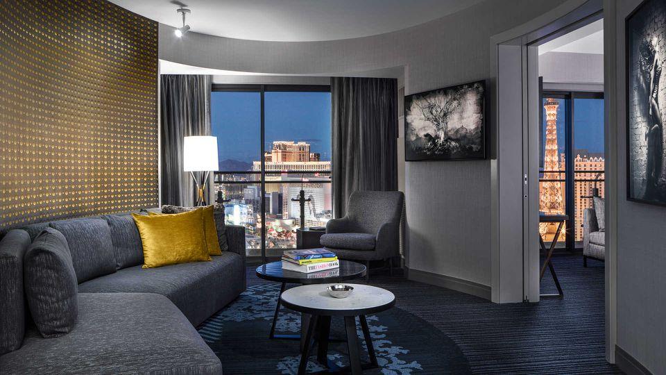Cosmopolitan Terrace Suite