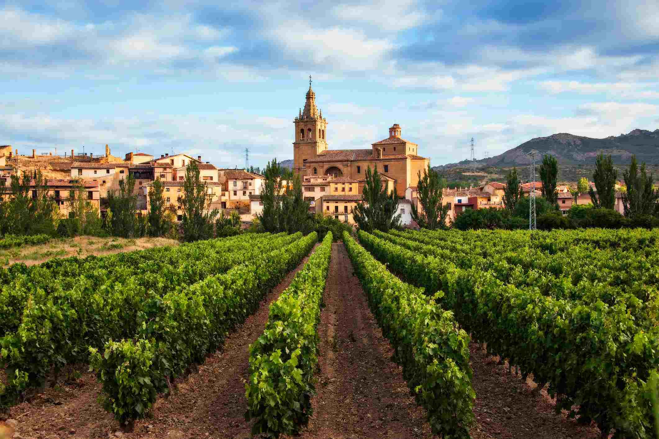 Briñas, La Rioja, Spain