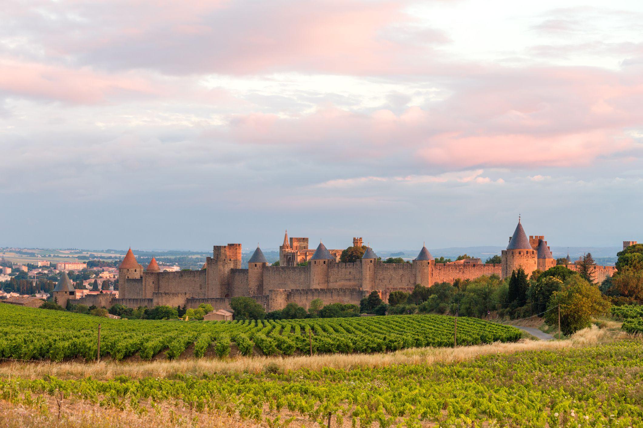 Exploring Ranskan Languedoc Viinialue