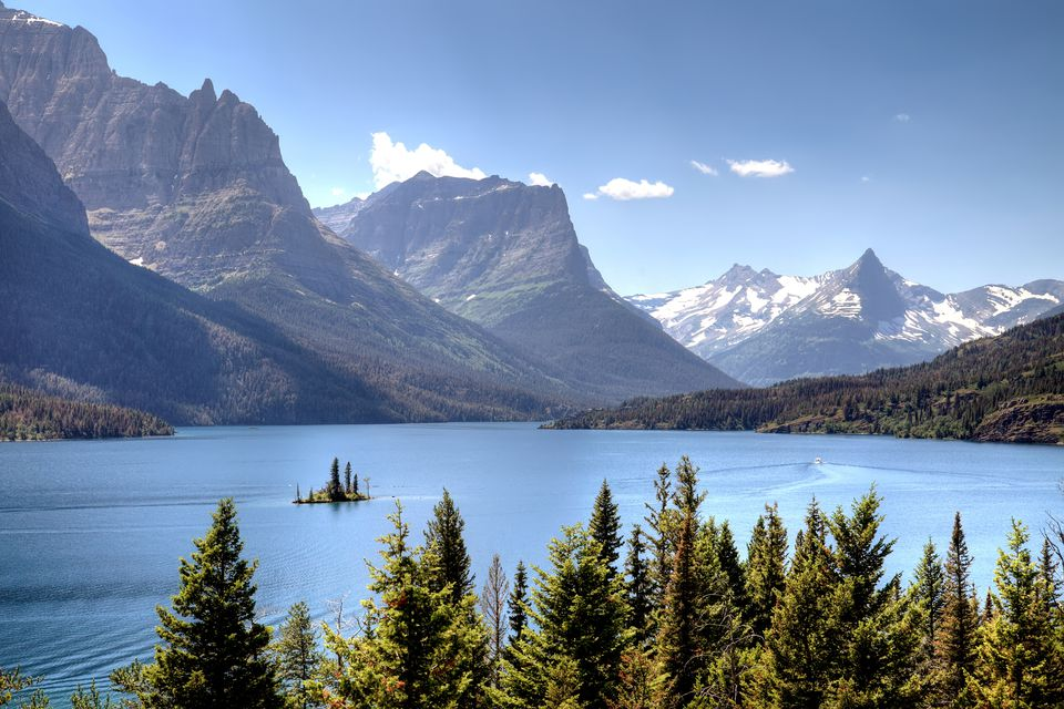 Visiting Glacier National Park in Montana