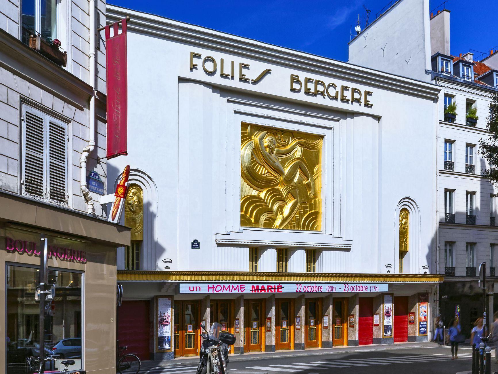 Les Folies Bergère Classic Paris Cabaret Review