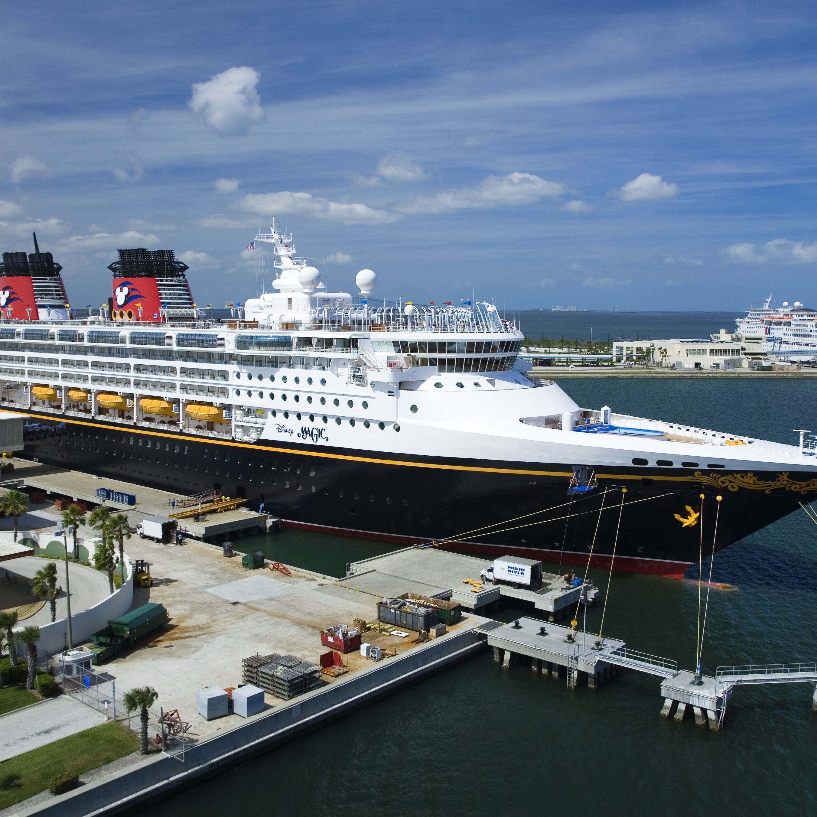 Dos and Don'ts for Your Disney Cruise Embarkation Day
