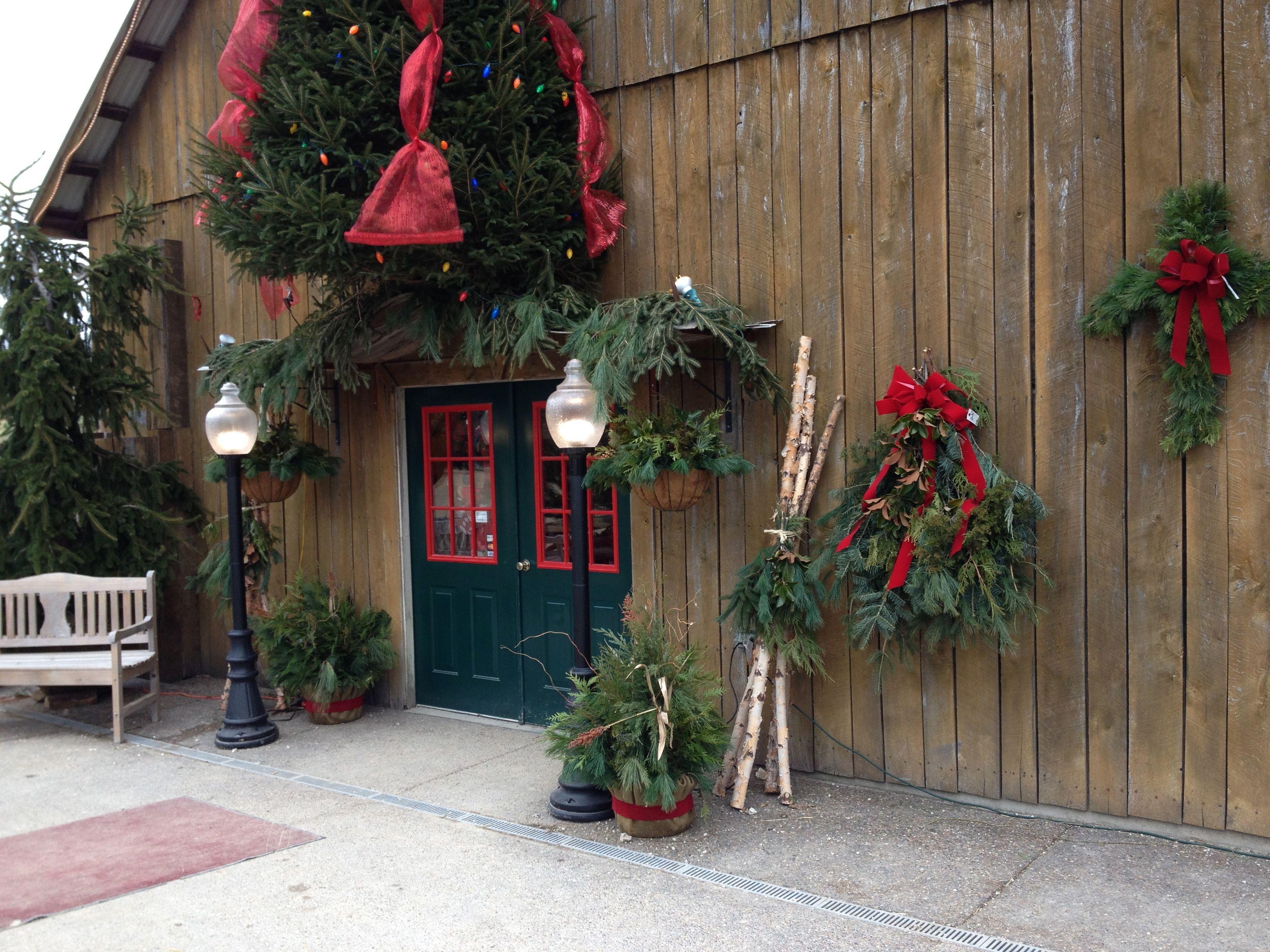 Pea Ridge Forest Christmas Tree Farm Near St Louis