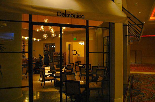 Delmonico at the Venetian Hotel