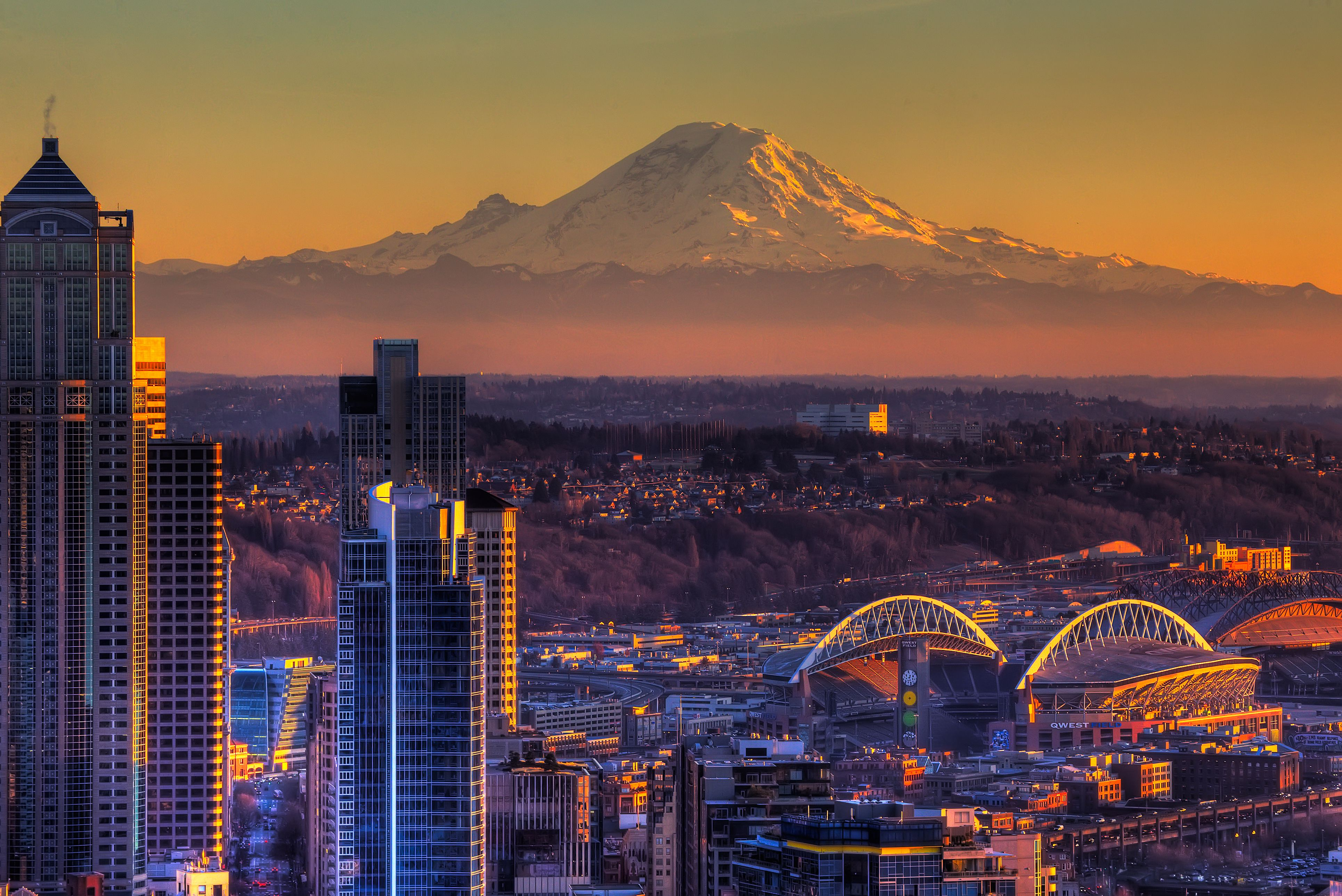 Car Rental Tacoma Wa: Natural Disasters In Seattle