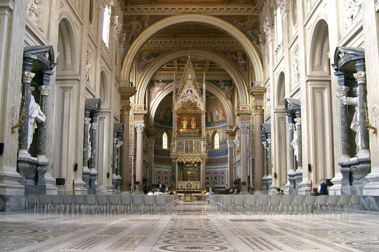 Top Churches to Visit in Rome
