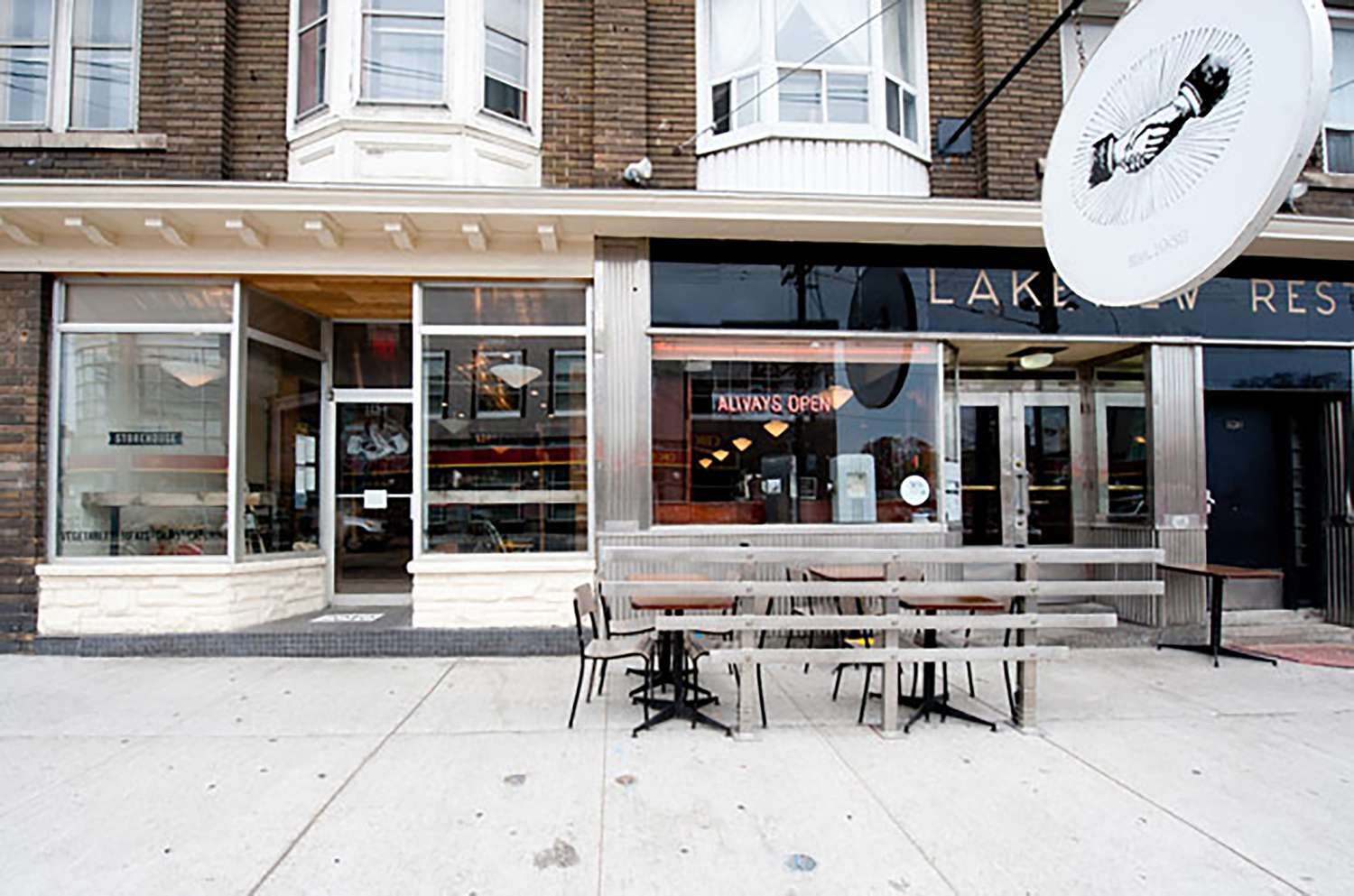 The Lakeview Restaurant