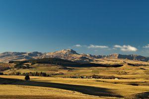 Sancy Mountain range