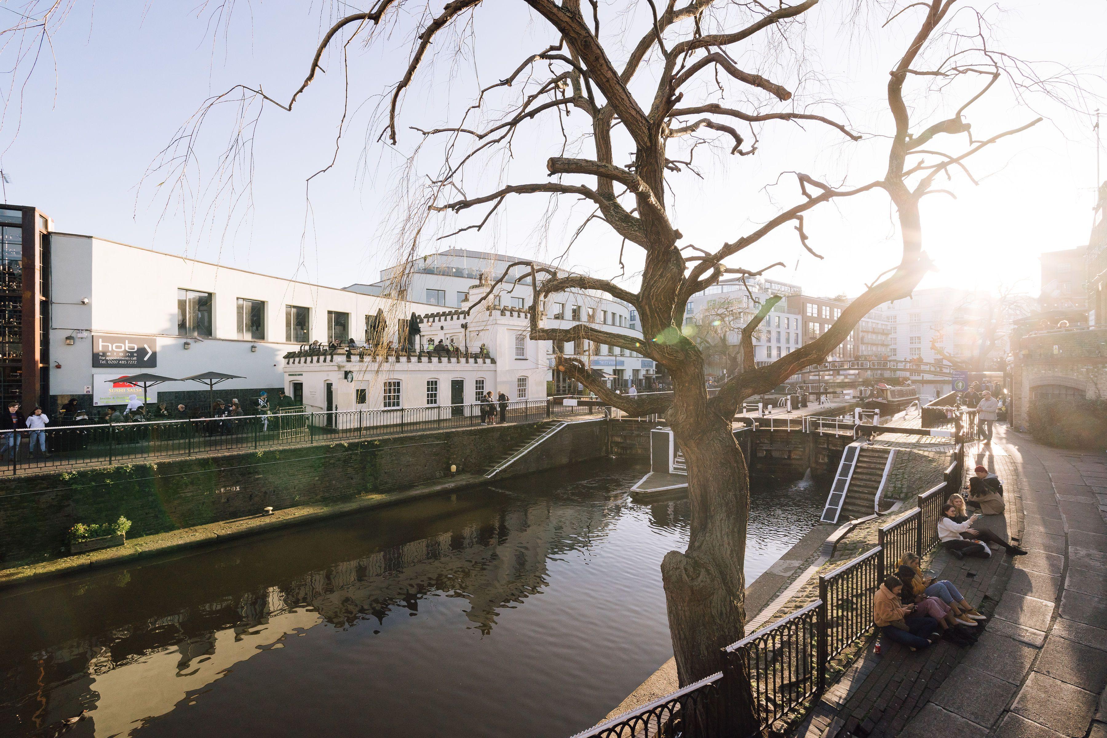 Little Venice To Camden Regent S Canal Walk In London