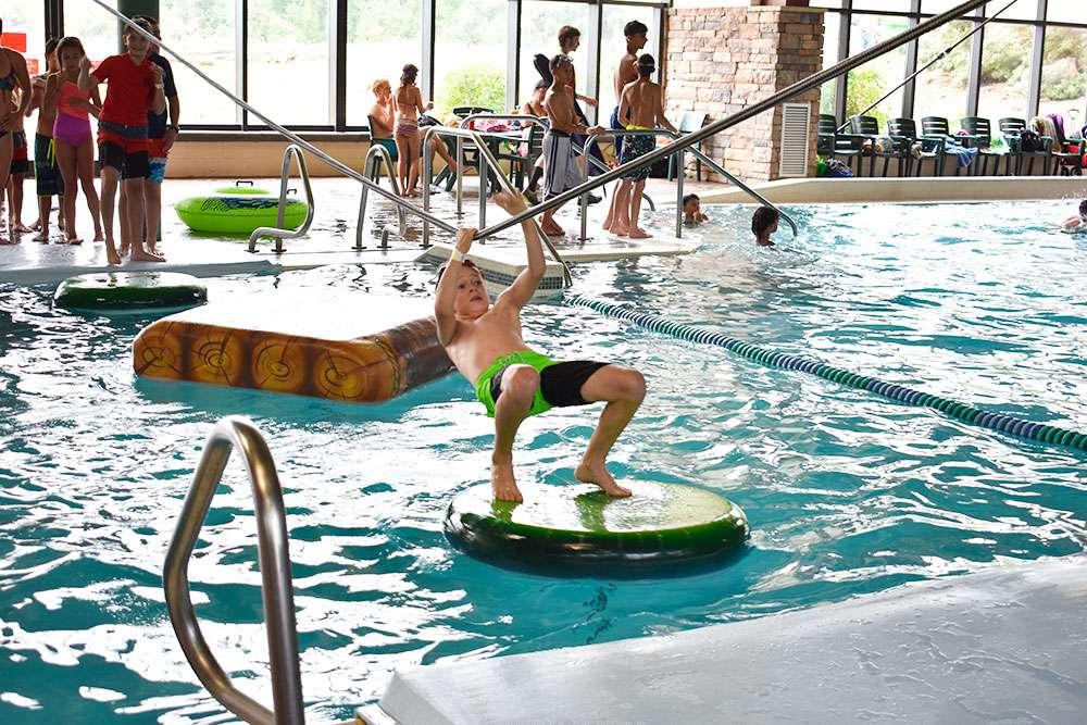 APEX Center water park in Arvada
