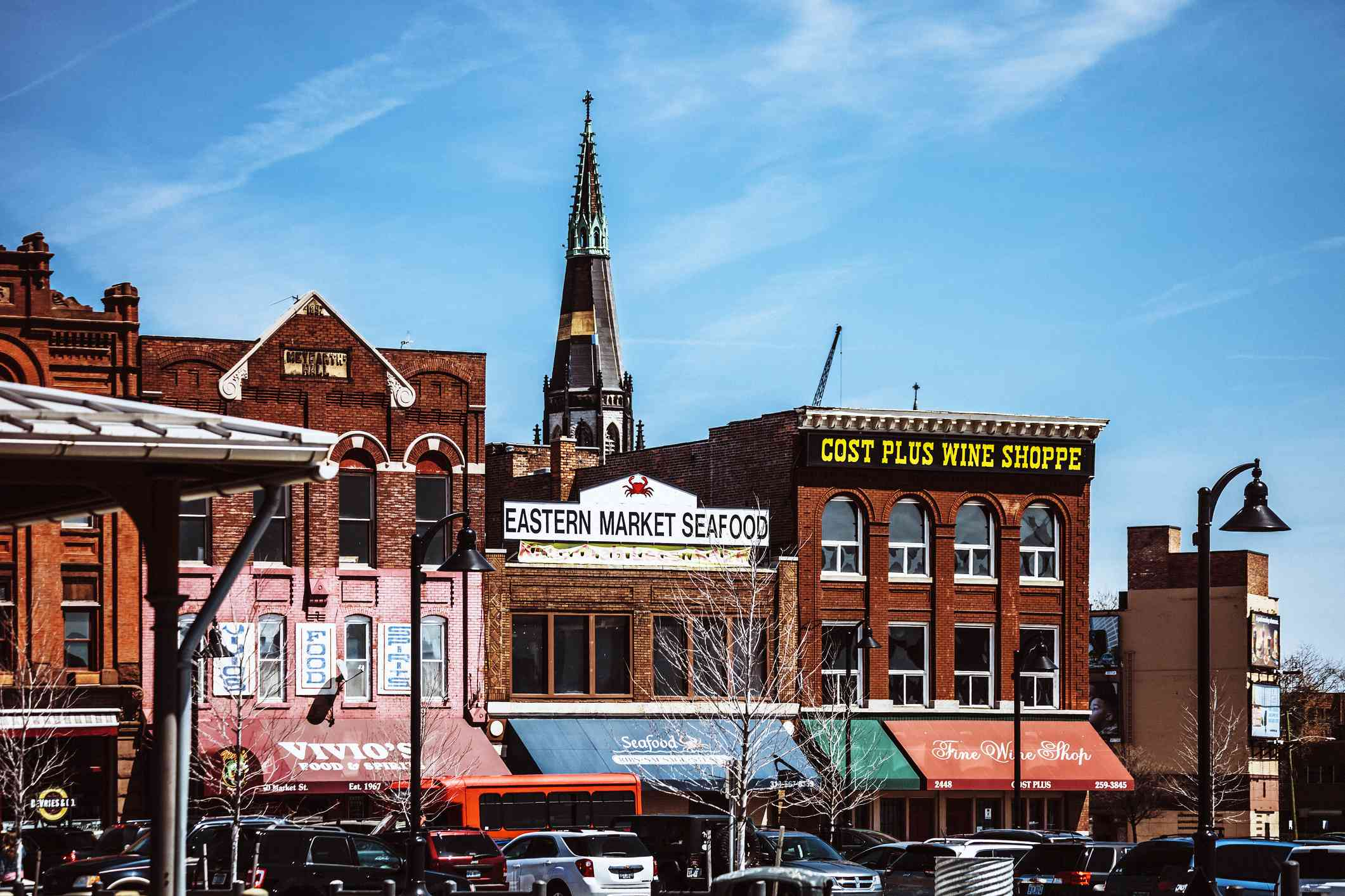 Detroit - Eastern Market