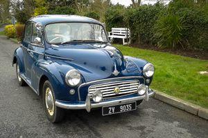 Irish rental car