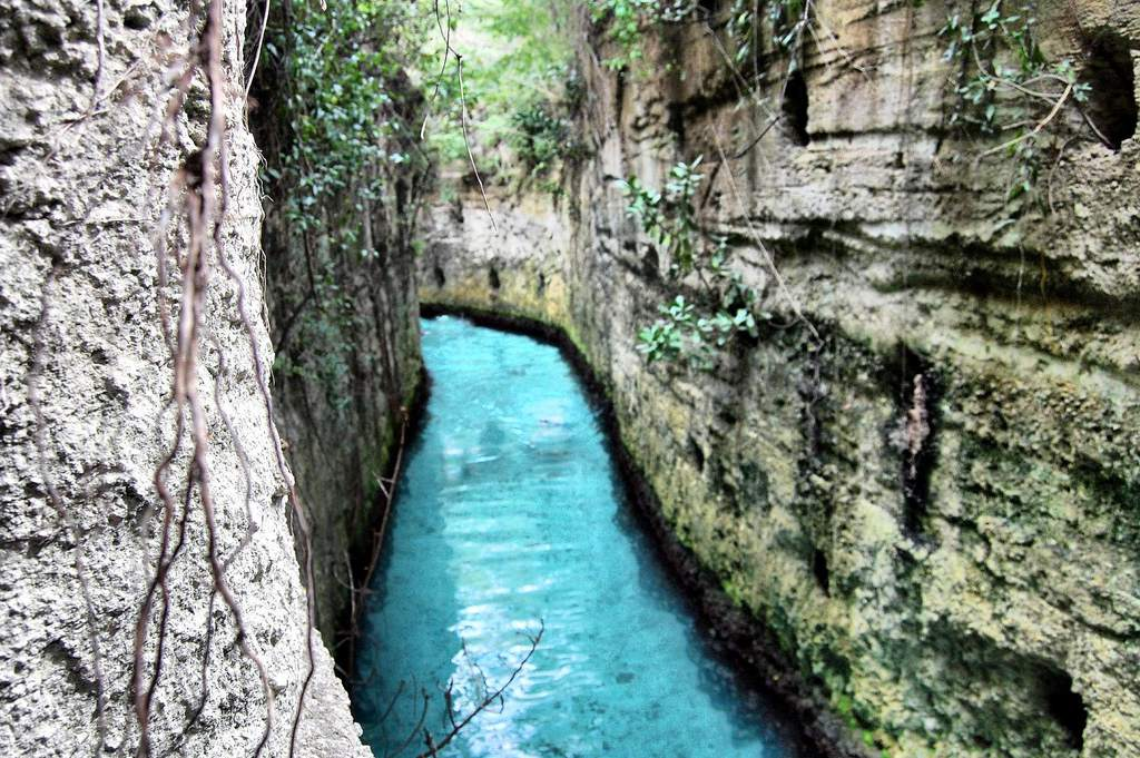 Paradise River, Xcaret, Mexico