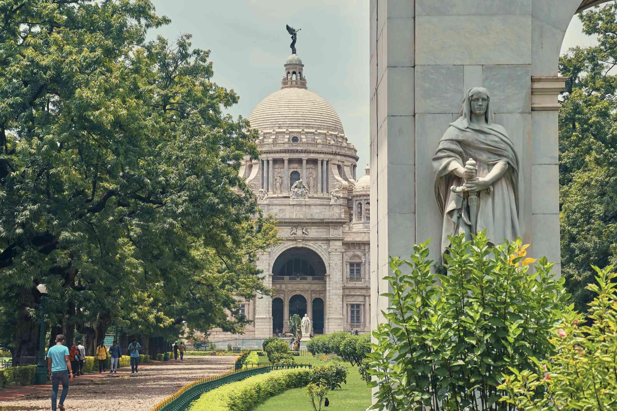 Victoria Memoria, Kolkata.