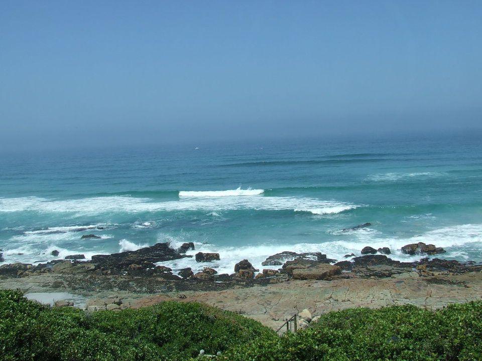 Cabo de Buena Esperanza cerca de Ciudad del Cabo, Sudáfrica