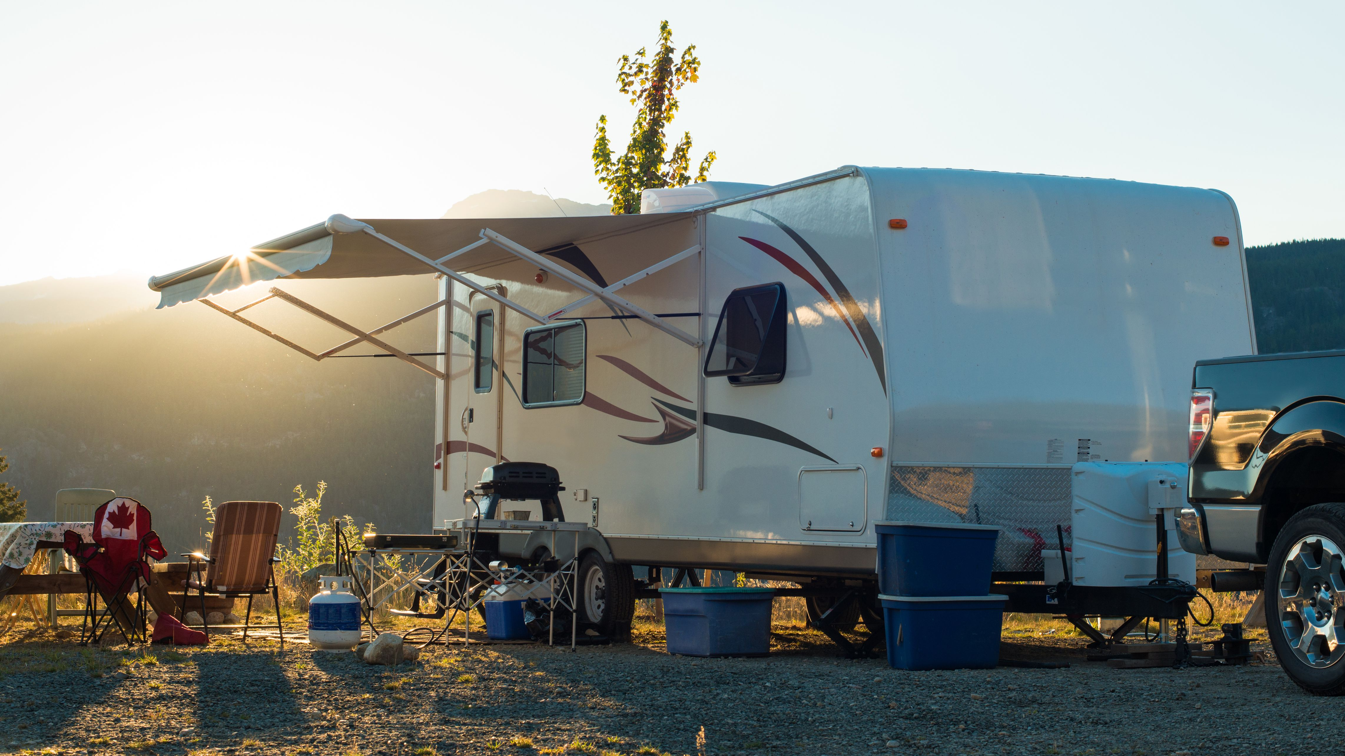 Establishing an RV Home Base and Residency
