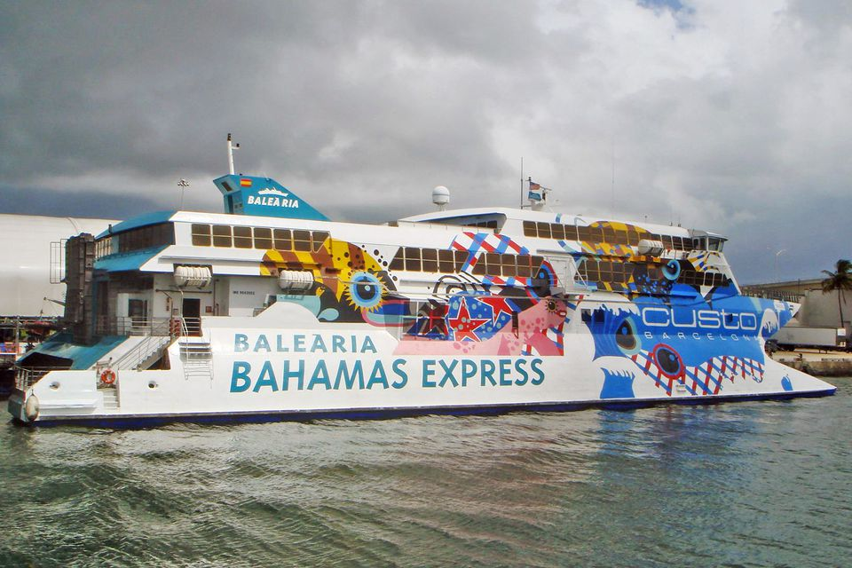 Car Ferry Service To Key West
