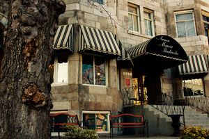 Hotel Manoir Sherbrooke
