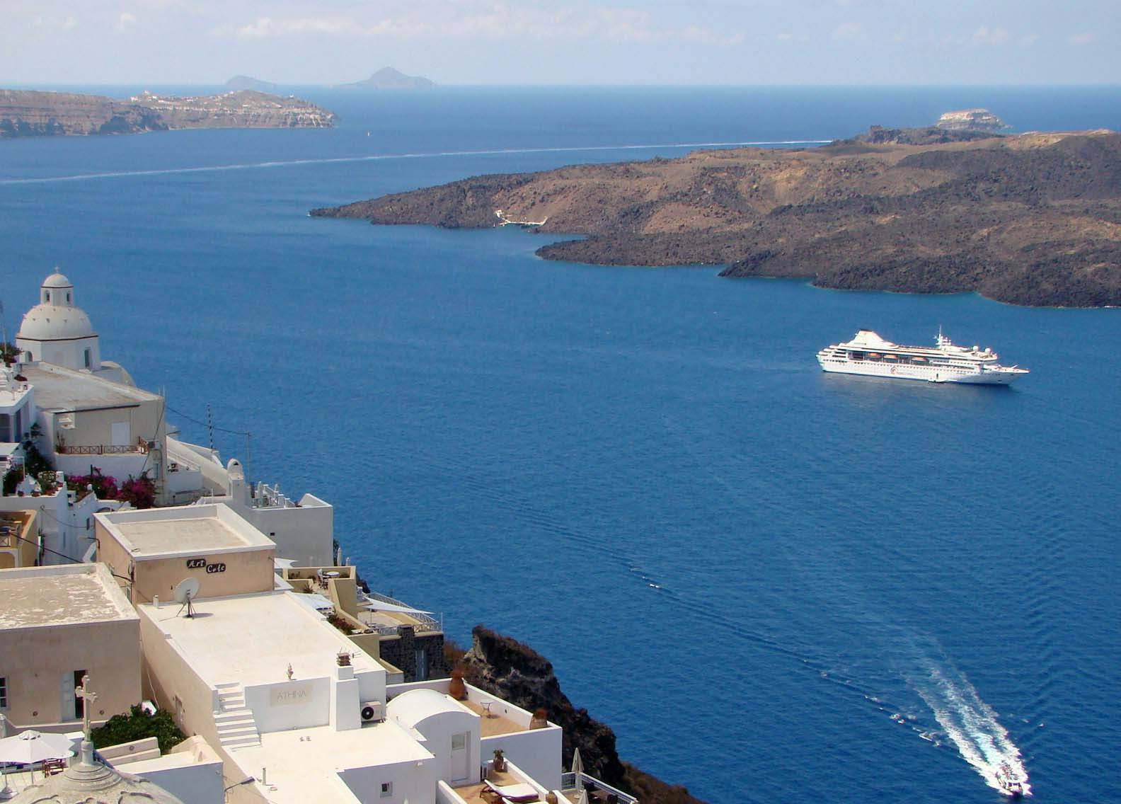 Cruising can be an economical way to visit expensive destinations.