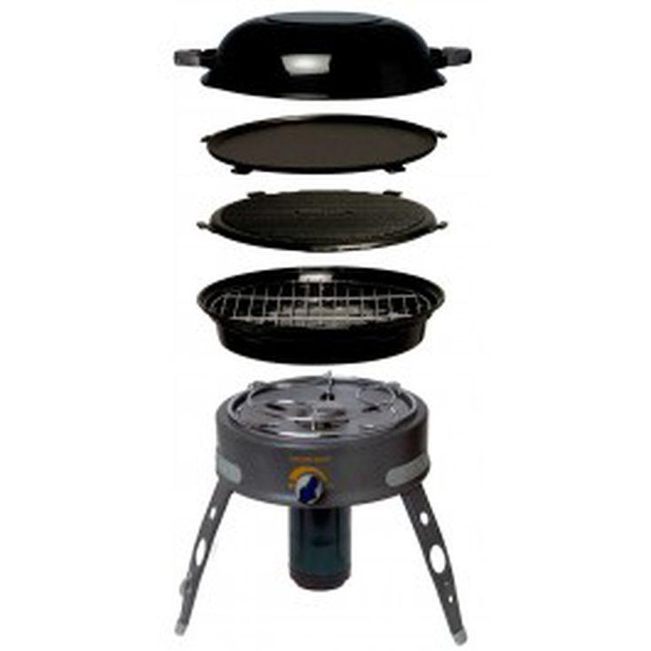 Cadac Adventure To Go.Cadac Safari Chef Portable Camping Grill Review