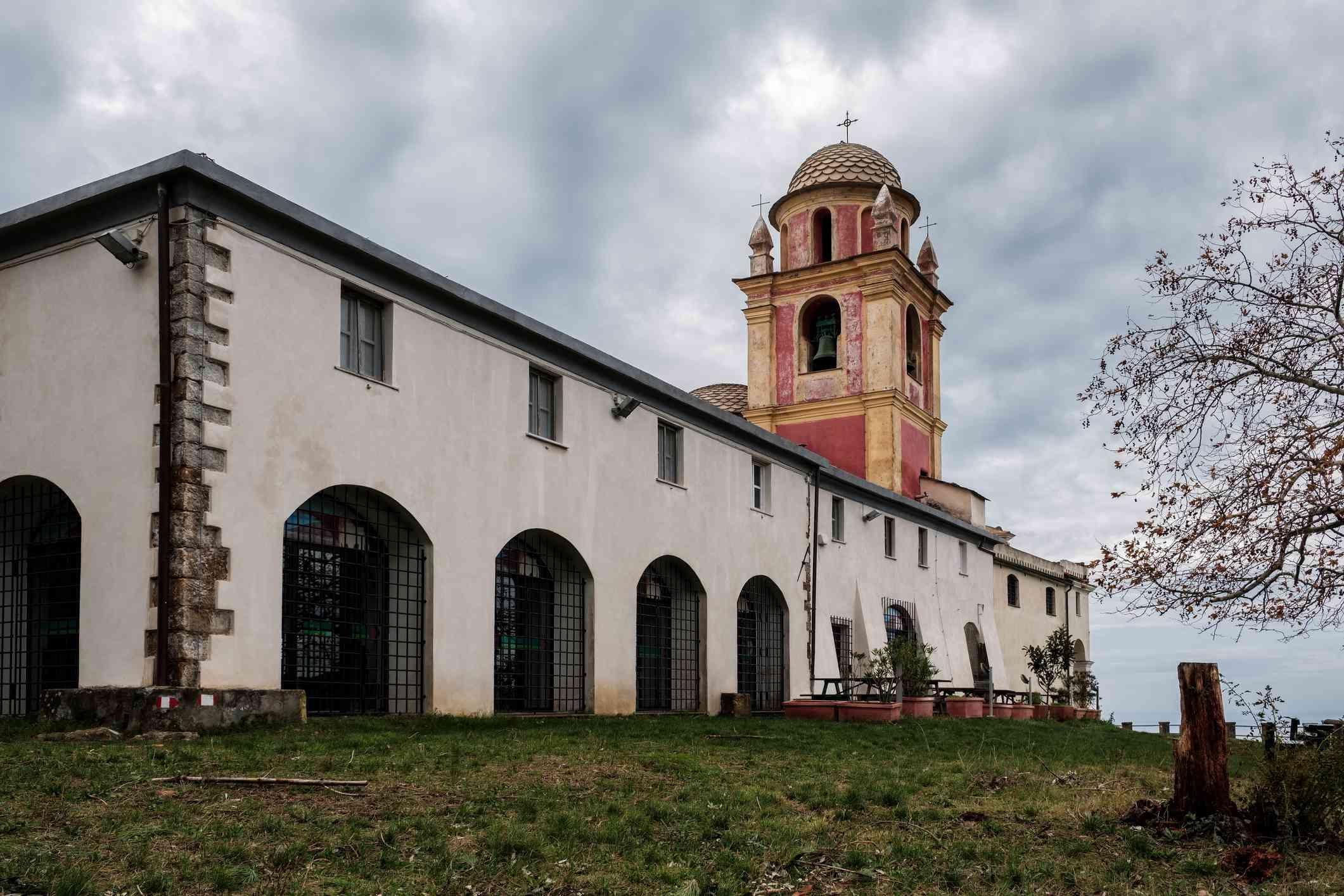 Sanctuary of Montenero Riomaggiore