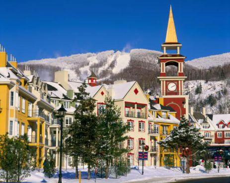Overview of Mont Tremblant, Quebec's Biggest Ski Hill on