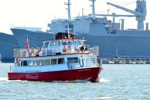Fells Point Harbor & Tour Boat