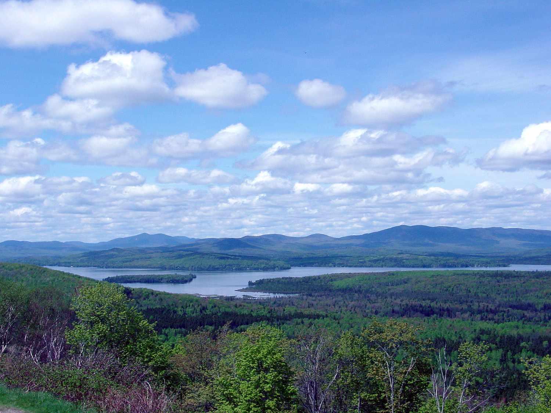 Mooselookmeguntic Lake Picture
