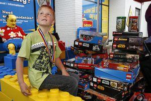 Legoland in Billund, Denmark