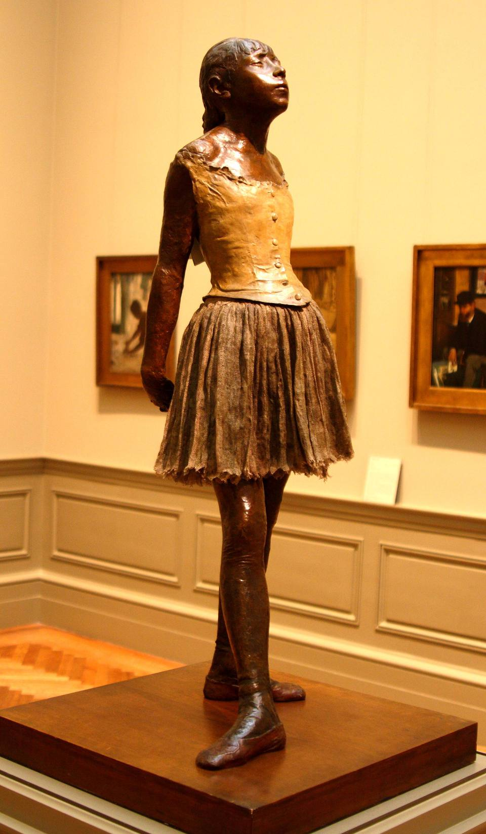 "The ""Little Dancer"" by Edgar Degas"