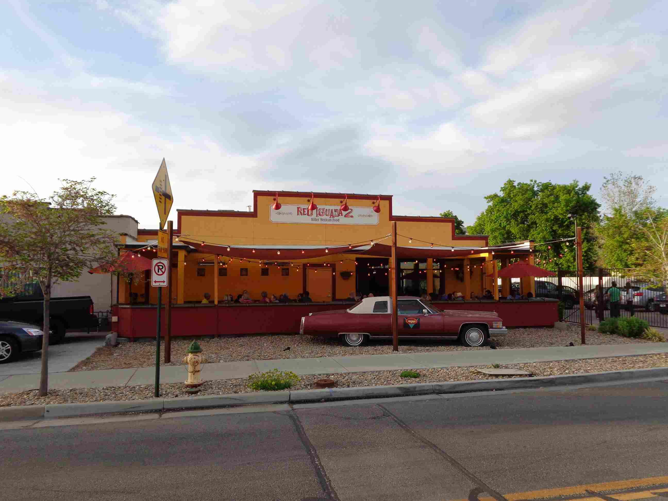 Red Iguana Restaurant in Salt Lake City