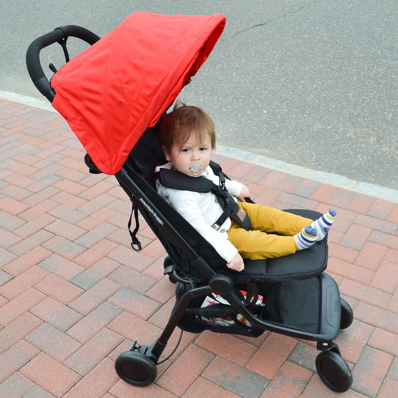 Mountain Buggy Nano Travel Stroller Review