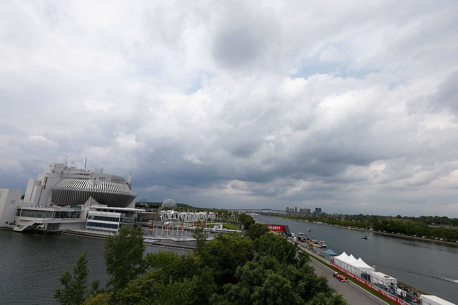 Montreal Casino and race track