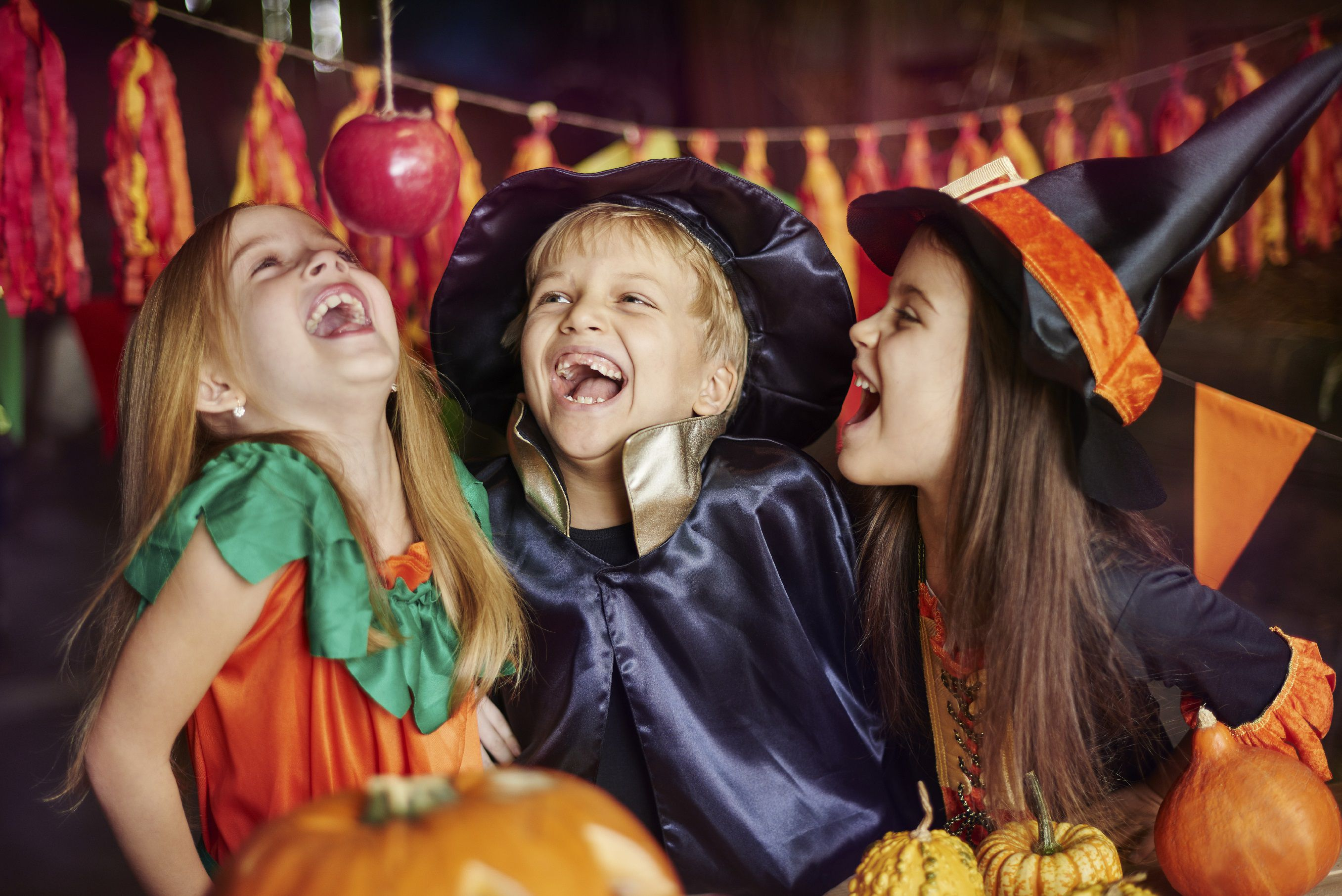 kid-friendly halloween events in columbus, ohio