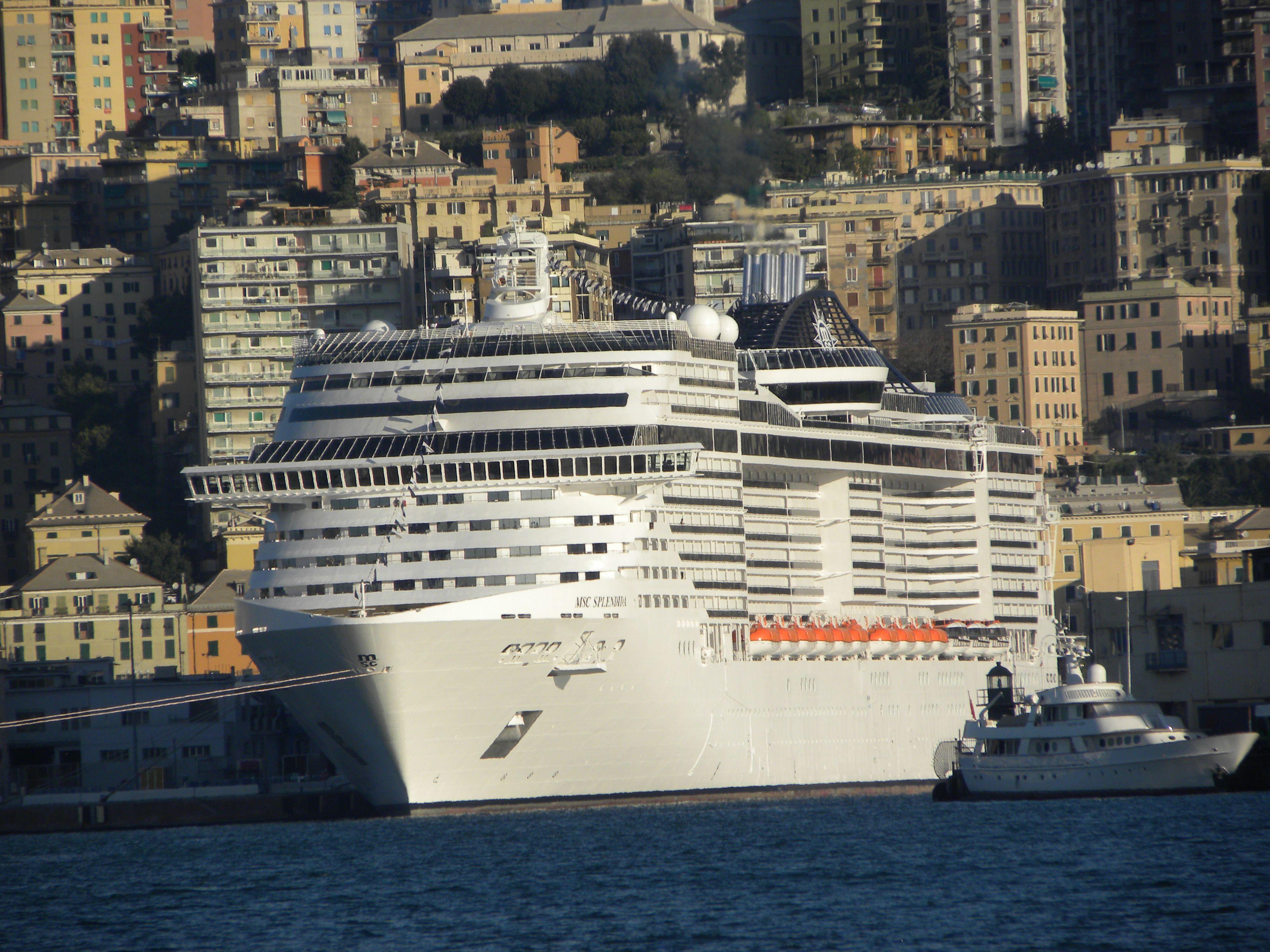 36+ Msc Splendida Cruise Itinerary  Gif