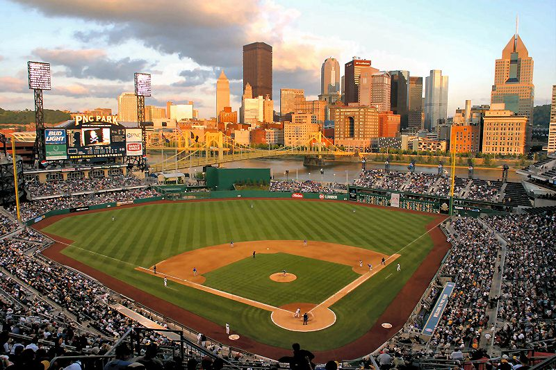 Image result for pnc park view