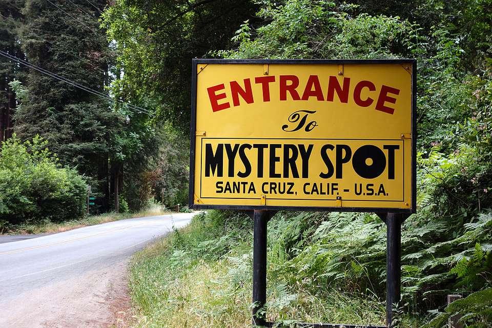 Santa Cruz Mystery Spot