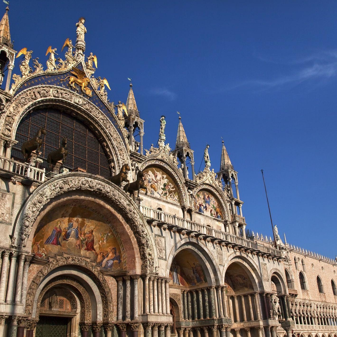 Saint Mark S Basilica Visitor Information