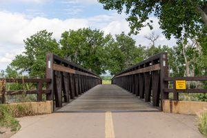 Platte River Trail in Denver, Colorado